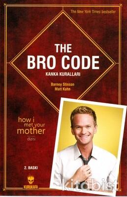 Kurukafa Yayınları - The Bro Code Kanka Kuralları