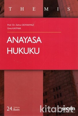 Seçkin Yayınları - Themıs-Anayasa Hukuku