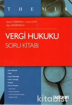 Seçkin Yayınları - Themıs-Vergi Hukuku Soru Kitabı