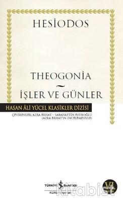Theogonıa İşler Ve Günler (K.Kapak)
