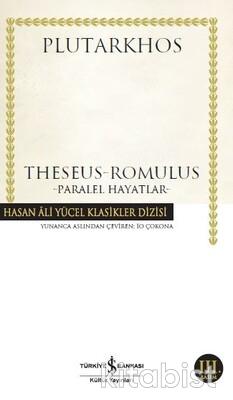 Theseus-Romulus/Paralel Hayatlar (K.Kapak)