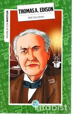 Thomas Alva Edison (Mucitler) Maviçatı Yayınları