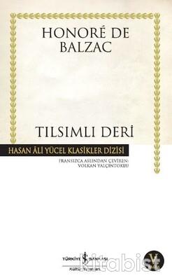 İş Bankası Yayınları - Tılsımlı Deri(K.Kapak)
