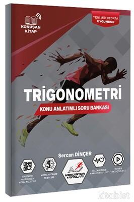 Kondisyon Yayınları - Trigonometri Konu Anlatımlı Soru Bankası
