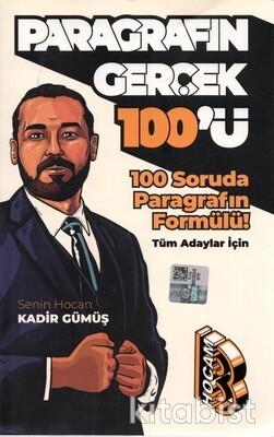 Benim Hocam Yayınları - Tüm Adaylar İçin Paragrafın Gerçek 100'ü