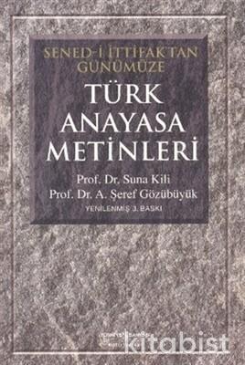 Türk Anayasa Metinleri