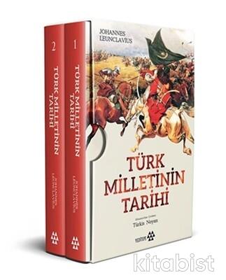 Yeditepe Yayınları - Türk Milletinin Tarihi (2 Cilt Takım Kutulu)