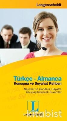 Bilge Kültür Yayınları - Türkçe-Almanca Konuşma ve Seyahat Rehberi