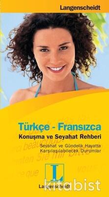 Bilge Kültür Yayınları - Türkçe-Fransızca Konuşma ve Seyahat Rehberi