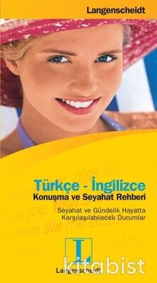 Bilge Kültür Yayınları - Türkçe-İngilizce Konuşma ve Seyahat Rehberi