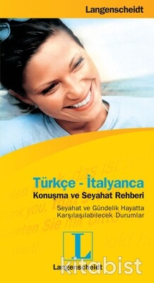 Bilge Kültür Yayınları - Türkçe - İtalyanca Konuşma ve Seyahat Rehberi