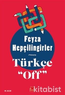 Kırmızı Kedi Yayınları - Türkçe Off
