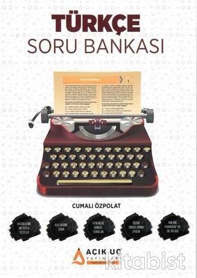 Açık Uç Yayınları - Türkçe Soru Bankası