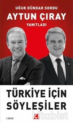 Kırmızı Kedi Yayınları - Türkiye İçin Söyleşiler