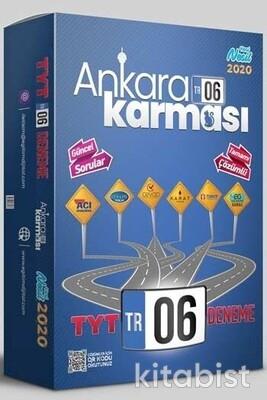 Açı Yayınları - TYT 06 Ankara Karması 6'lı Deneme Sınavı