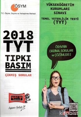 Yargı Yayınları - TYT 2018 Tıpkı Basım Çıkmış Sorular