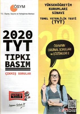 Yargı Yayınları - TYT 2020 Tıpkı Basım Çıkmış Sorular