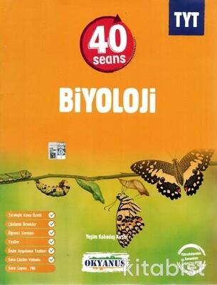 Okyanus Yayınları - TYT 40 Seans Biyoloji - 2021