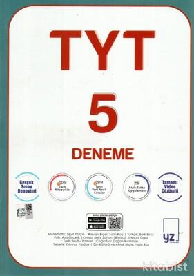 Yz Yayınları - TYT 5 Deneme