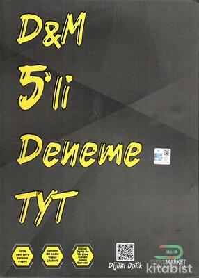 Ders Market Yayınları - TYT 5 Li Deneme Sınavı