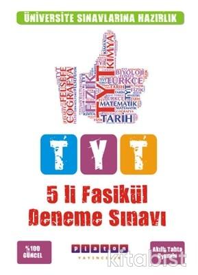 Platon Yayınları - TYT 5'li Deneme Sınavı