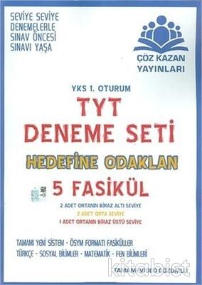 Çöz Kazan Yayınları - TYT 5'li Deneme Sınavı