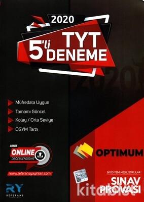 Referans Yayınları - TYT 5'li Deneme Sınavı