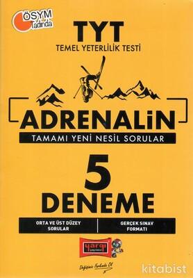 Yargı Yayınları - TYT Adrenalin 5 Li Deneme Sınavı