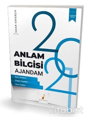 Pelikan Yayınları - TYT Anlam Bilgisi Ajandam