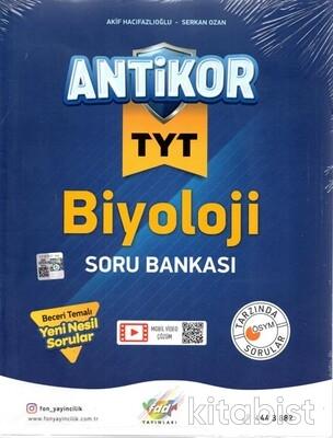 Fdd Yayınları - TYT Antikor Biyoloji Soru Bankası