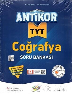 Fdd Yayınları - TYT Antikor Coğrafya Soru Bankası
