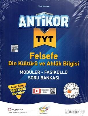 Fdd Yayınları - TYT Antikor Felsefe-Din Kültürü ve Ahlak Bil.Soru Bankası