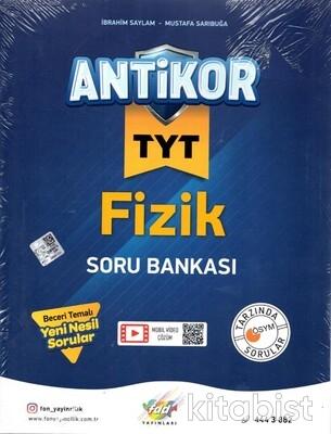 Fdd Yayınları - TYT Antikor Fizik Soru Bankası