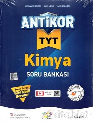 Fdd Yayınları - TYT Antikor Kimya Soru Bankası