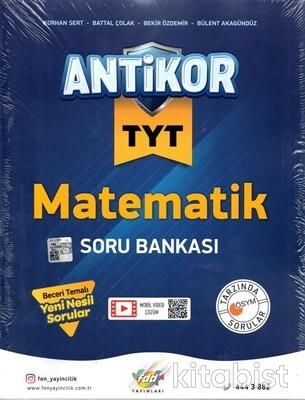 Fdd Yayınları - TYT Antikor Matematik Soru Bankası