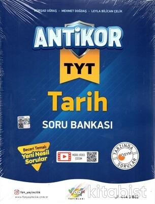 Fdd Yayınları - TYT Antikor Tarih Soru Bankası