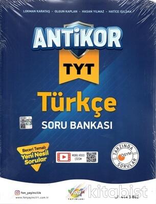 Fdd Yayınları - TYT Antikor Türkçe Soru Bankası
