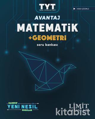 Limit Yayınları - TYT Avantaj Matematik + Geometri Soru Bankası