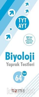 Nitelik Yayınları - TYT-AYT Biyoloji 64'lü Yaprak Test