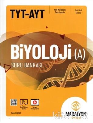 Madalyon Yayıncılık - TYT-AYT Biyoloji (A) Soru Bankası