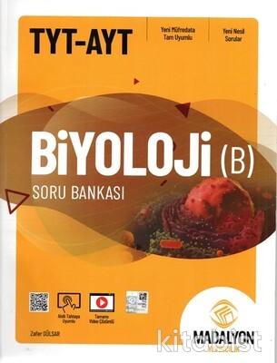 Madalyon Yayıncılık - TYT-AYT Biyoloji (B) Soru Bankası