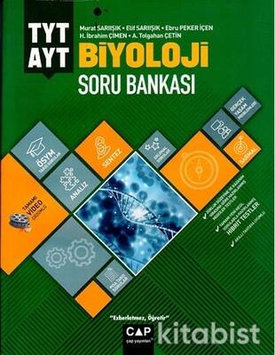 Çap Yayınları - TYT-AYT Biyoloji Soru Bankası