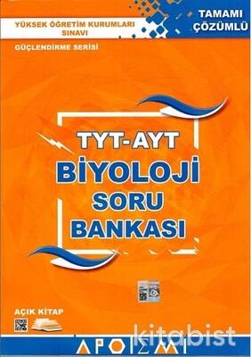 Apotemi Yayınları - TYT-AYT Biyoloji Soru Bankası