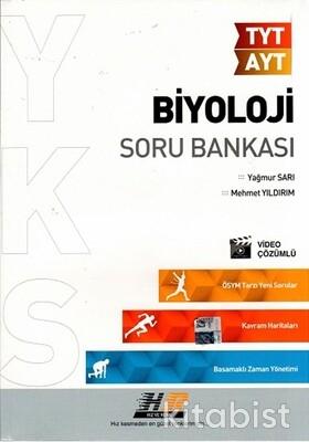 Hız ve Renk Yayınları - TYT-AYT Biyoloji Soru Bankası