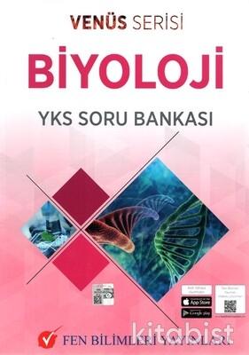 Fen Bilimleri Yayınları - TYT-AYT Biyoloji Soru Bankası Venüs Serisi
