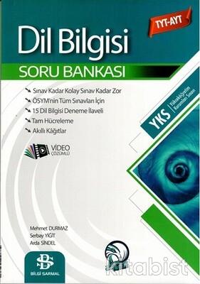 Bilgi Sarmal Yayınları - TYT-AYT Dil Bilgisi Soru Bankası