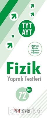 Nitelik Yayınları - TYT-AYT Fizik 72'li Yaprak Test
