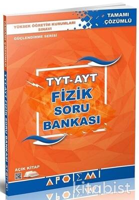 Apotemi Yayınları - TYT-AYT Fizik Soru Bankası