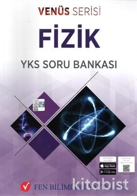 Fen Bilimleri Yayınları - TYT-AYT Fizik Soru Bankası Venüs Serisi