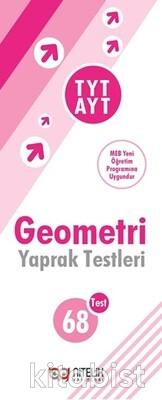 Nitelik Yayınları - TYT-AYT Geometri 68'li Yaprak Test